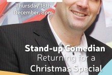 Johnny's back with a Christmas Spectacular at Lane