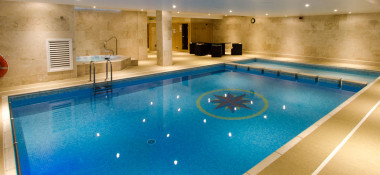 The esplanade hotel newquay for Hotels in cornwall with indoor swimming pool