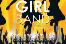 Girl Band at Lane Theatre Newquay - A Newquay Dramatic Society production