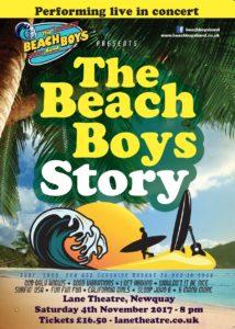 Beach Boys 2017 Tribute - Newquay