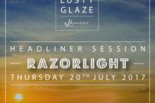 Razorlight Lusty Glaze Beach