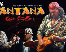 Oye Santana The Music of Carlos Santana - Lane Theatre Newquay