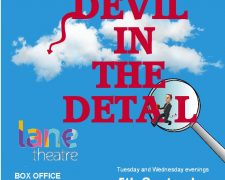 devil in the detail at lane theatre newquay