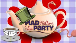 Mad Hatter's Tea Party at Cake Corner, Newquay