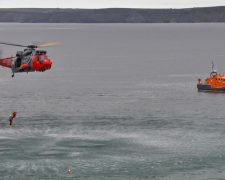Newquay Lifeboat Day 2017