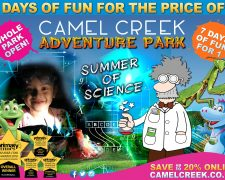 Summer of Science Camel Creek