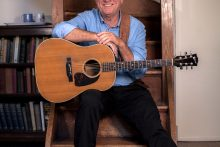 ralph mctell at Lane Theatre Newquay