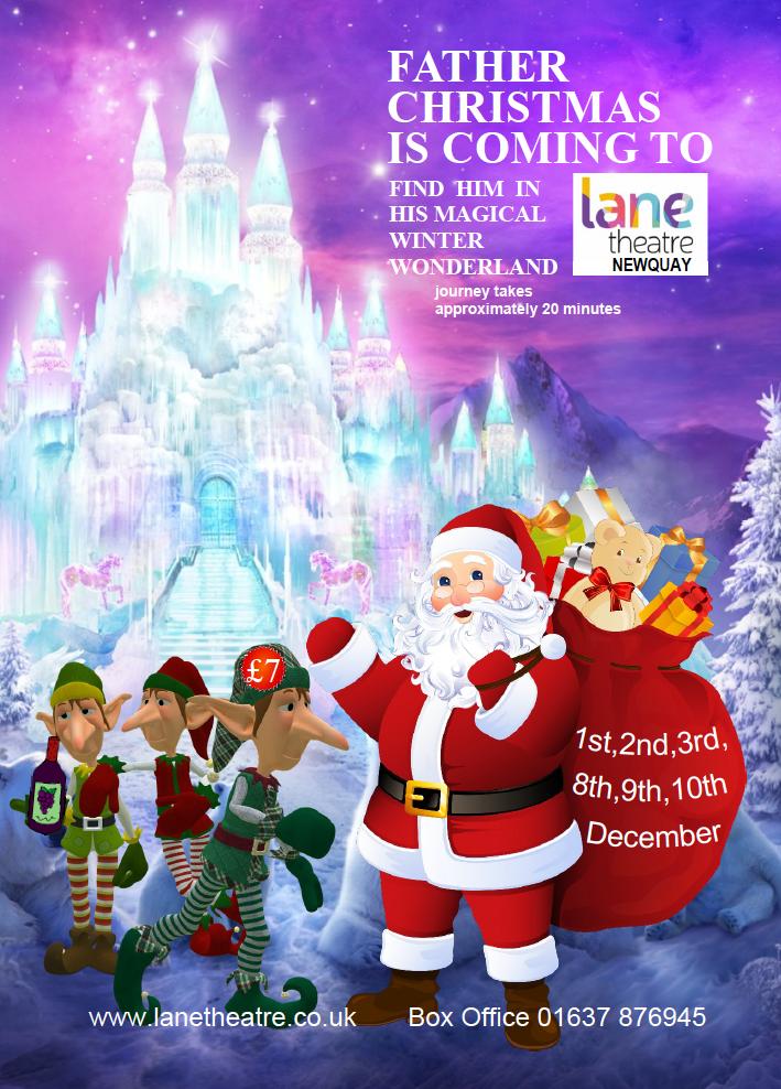 Winter Wonderland Lane Theatre
