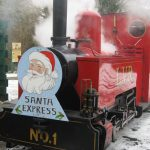 lappa valley christmas - Santa Train near Newquay