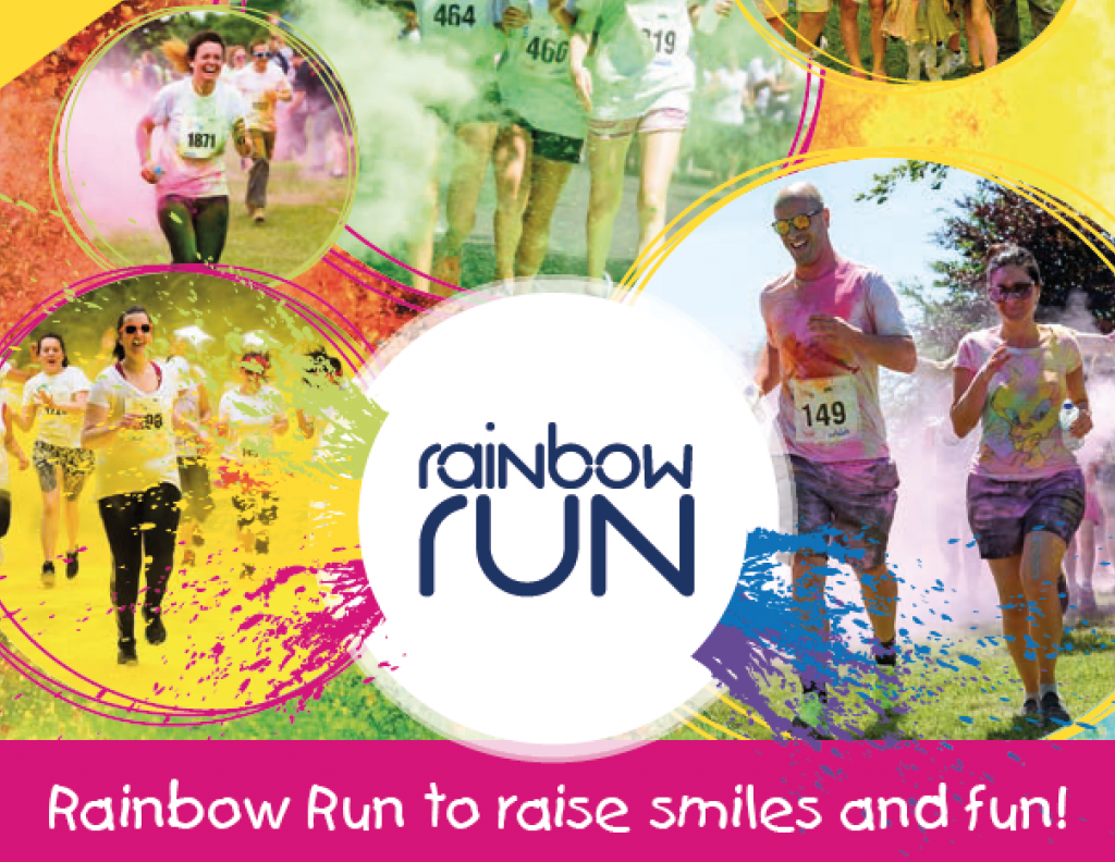 For the fifth year in a row rainbow run returns to newquay for 2018. The best 5k sponsored run is back!