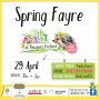 Join us for a celebration of all things spring at our Spring Fayre, on Sunday 29th April, 11am - 3pm. There will be a farmers market, craft stalls, yoga, talks, games and live music. Bring all the family, do your week's shop or just hang out and have a picnic.