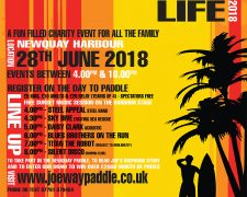 The fun filled event is in memory of Newquay boy Joe who sadly lost his life in 2008