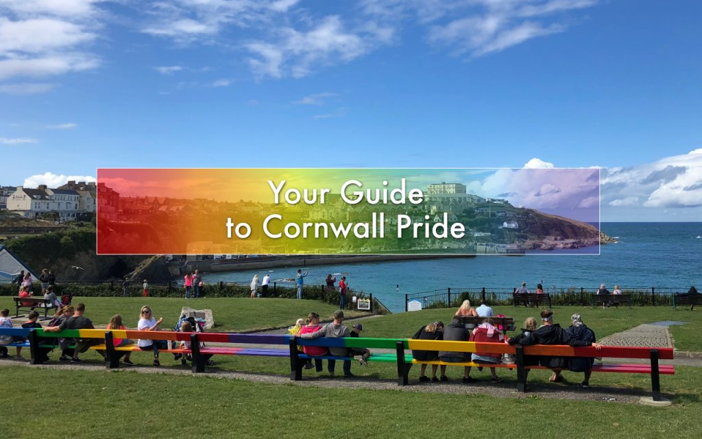 Your Guide to Cornwall Pride - Newquay.